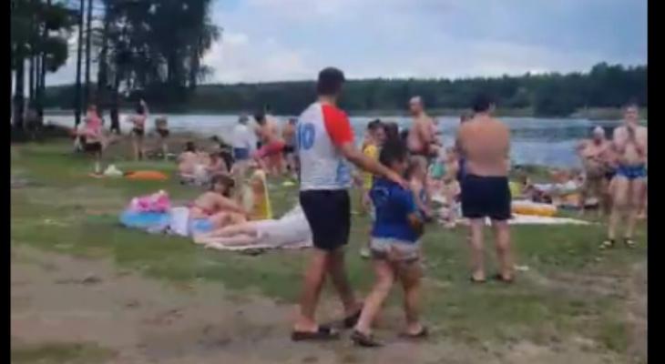 """""""10 штрафов для ярославцев"""": за что отдыхающих выгоняют с пляжей"""