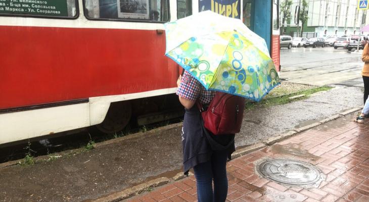 Два дня светопреставлений: природные аномалии надвигаются на Ярославль