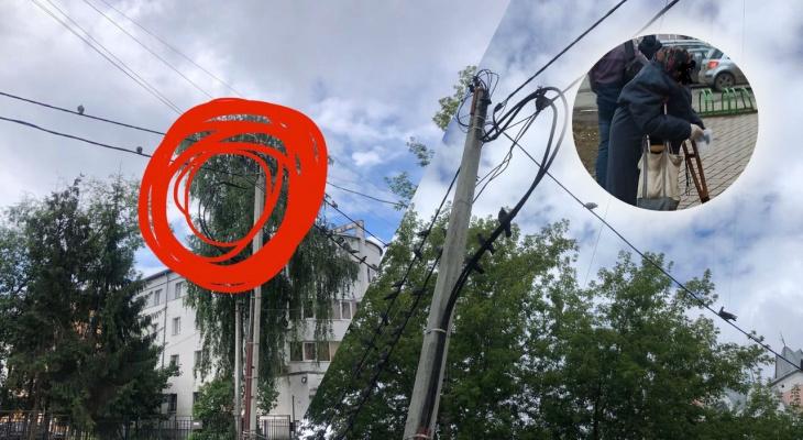 «Бабушка схватилась за сердце и рыдает»: что происходит в центре Ярославля