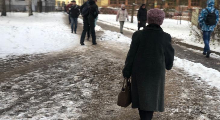 Зиму 2020-21 в России прогнозируют тяжелой