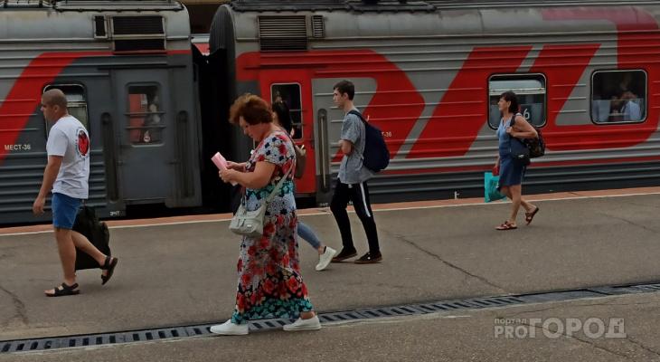 """Пустили """"Ласточку"""": от Ярославля до Москвы на поезде можно доехать за три часа"""