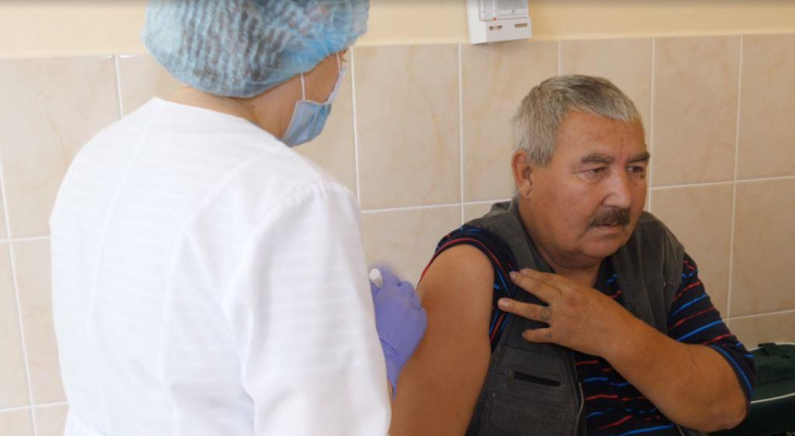 Губернатор объявил о массовой вакцинации ярославцев и обратился с просьбой