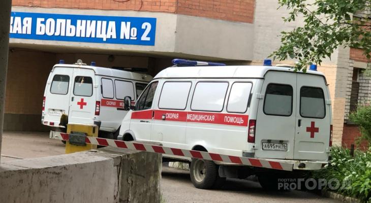Скончались за секунды: в ДТП под Ярославлем погибли три человека