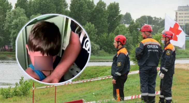 Малыш просил о помощи: пятилетнего ребенка спасли в Ярославле