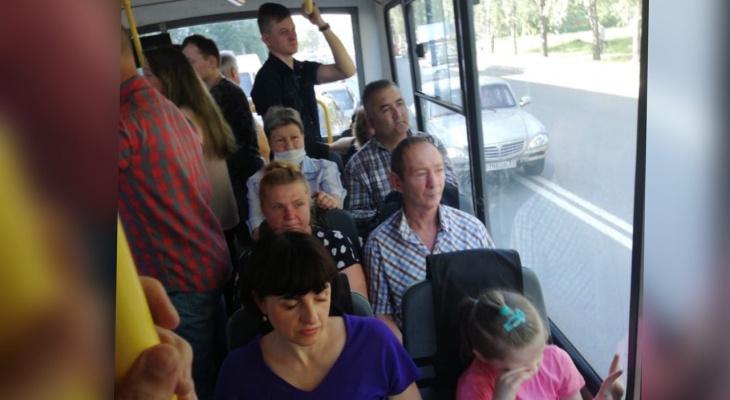 Навсегда забыла о давке в транспорте: лайфхак от ярославны