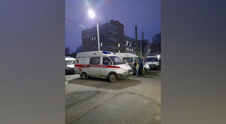 Автомобильный диск разрезал череп: молодой мужчина погиб под Ярославлем