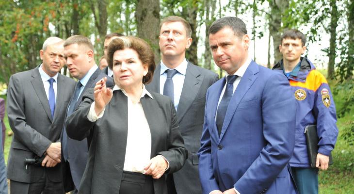 39 тысяч в день: сколько зарабатывает Терешкова и вип-депутаты от Ярославля