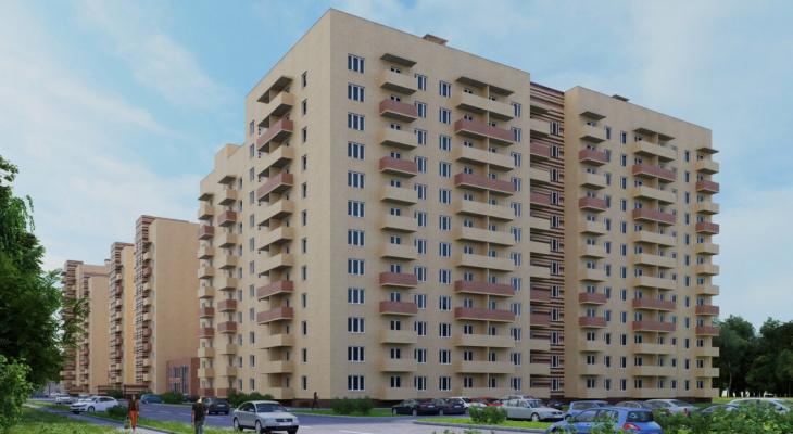 В Ярославле появился  новый жилой квартал. Захотят ли в нем поселиться горожане?