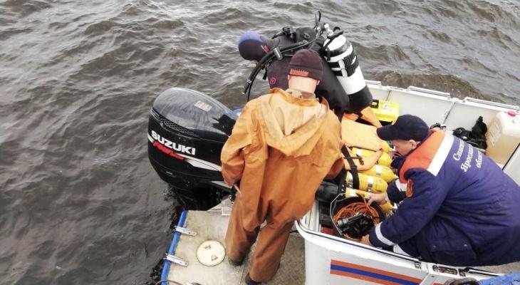 Тело 19-летнего матроса нашли спасатели при крушении баржи в Рыбинском водохранилище