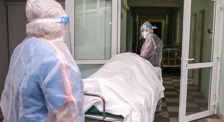 Новая смерть: в Ярославле обновили списки жертв ковида