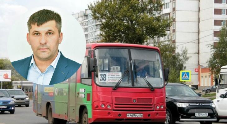 """""""Берут за билет, сколько хотят"""": штрафовать водителей маршруток предложил депутат из Ярославля"""