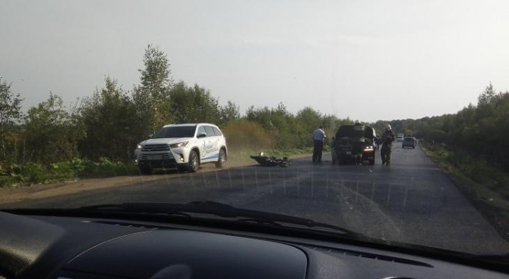 Разбился насмерть: в ДТП под Ярославлем погиб 22- летний парень