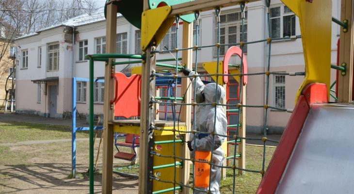 В шести детсадах Ярославской области нашли ковид: номера