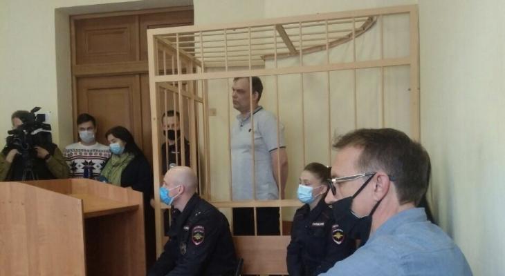 В Ярославле судят экс-чиновника за взятку в 9 миллионов