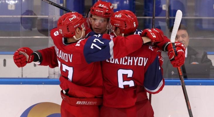 «Локомотив» на карантине: у ярославских хоккеистов обнаружен ковид