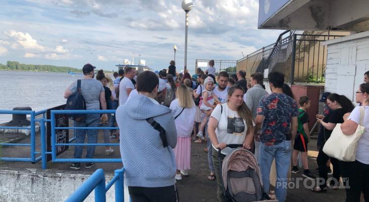 Чиновники из Рыбинска в пандемию заказали теплоход за семь миллионов