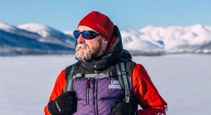 """""""Предложение жене я сделал в Арктике"""": ярославец покорил полярный край"""