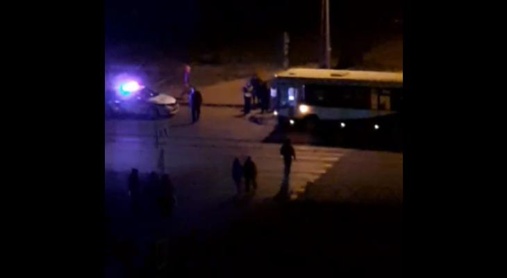 """""""Увезли на скорой"""": автобус сбил пешехода в Брагино"""