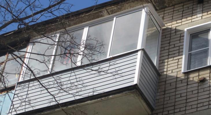 Под крышей дома твоего. Чем опасен ваш балкон