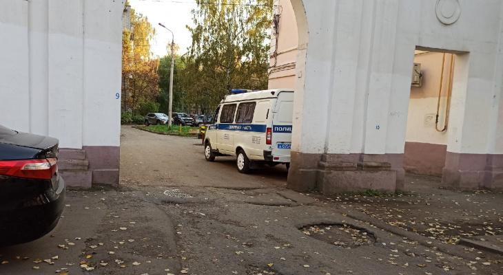 Задушенного мужчину нашли в Ярославской области