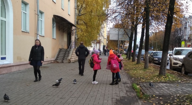 Карантин в Ярославле: еще одна школа полностью ушла на дистант