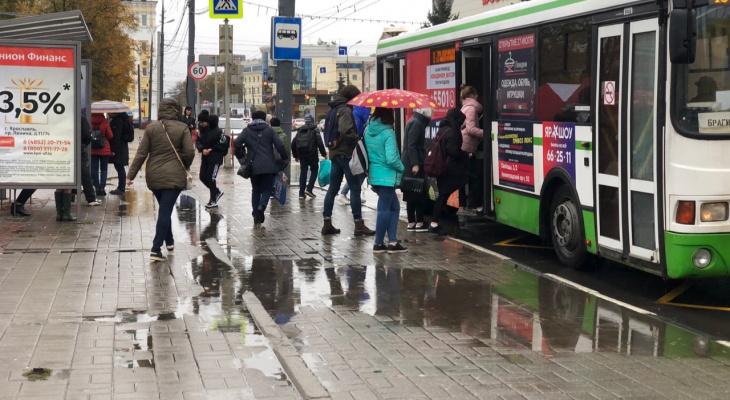 Ярославские автобусы будут ходить по-новому: когда и какие