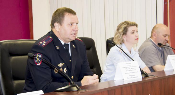 Погубившего в ДТП свою женщину полицейского из Ярославля отпустили домой