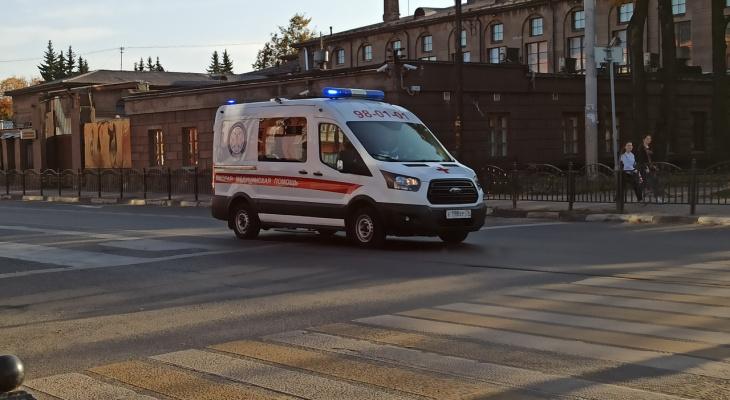 Труп мужчины обнаружили в центре Ярославля