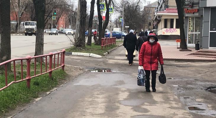 В России вновь начали вводить режим самоизоляции
