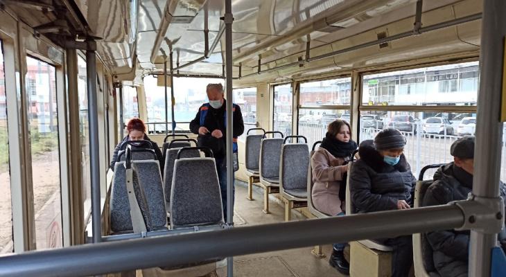 Пассажиров в грязь: ярославцы заподозрили маршруточников в массовой забастовке