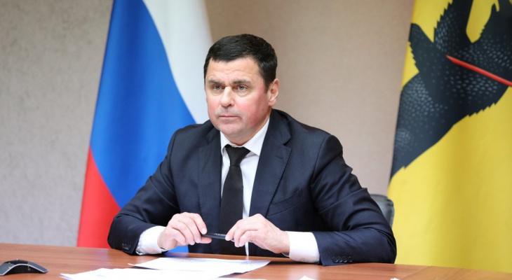 Дмитрий Миронов предложил лидерам партий поддержать ярославцев