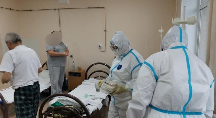 В день почти 200 человек: новые данные по коронавирусу в Ярославской области