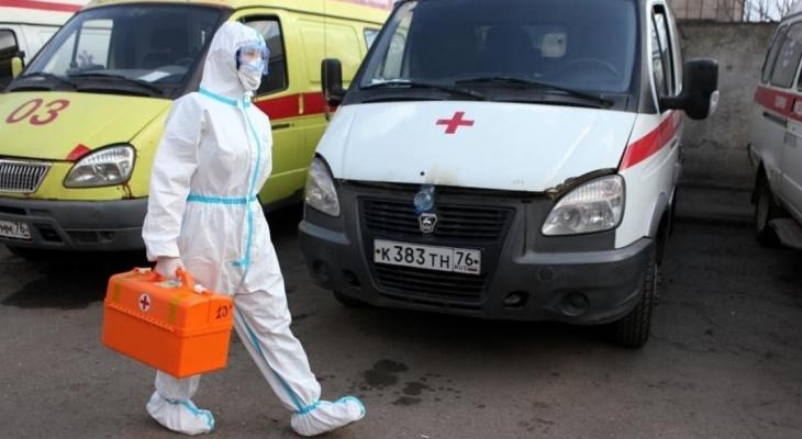 Сколько ковидных выплат получили ярославские медики, сообщили в правительстве