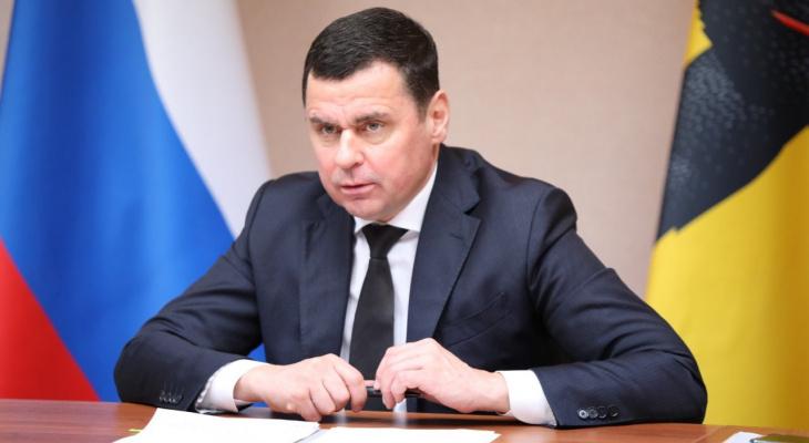 Дмитрий Миронов провел заседание совета по поддержке ярославской команды по следж-хоккею