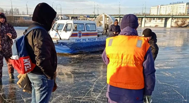 Отряд самоубийц: кого ловят спасатели в Ярославле