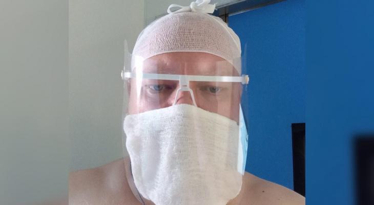 Типичную ошибку пациентов во время лечения ковида назвал врач