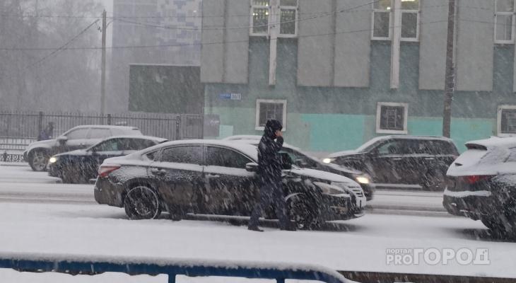 Резкий температурный скачок обещают ярославцам под Новый год