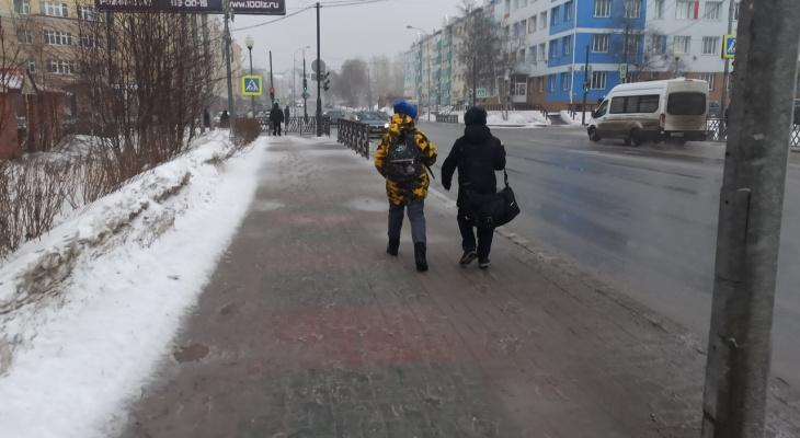 Держимся на дворниках: как ярославцы выживают в снегопад