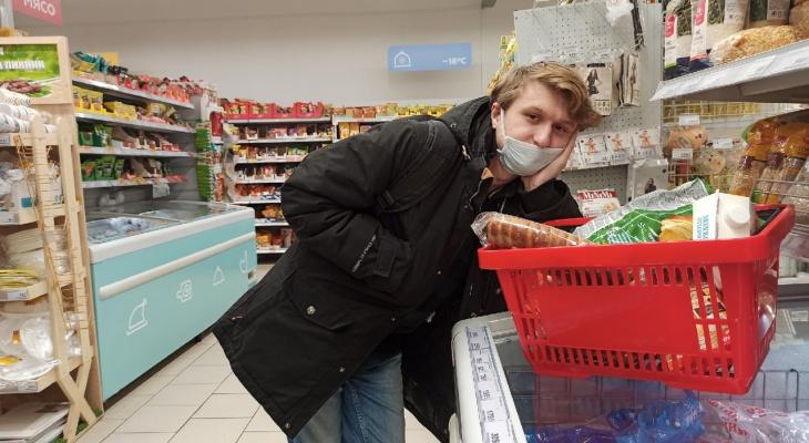 Часть продуктов может пропасть с российских прилавков