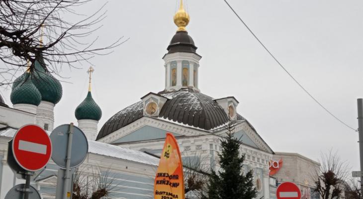 Рождество с ограничениями: расписание богослужений в храмах и монастырях Ярославля
