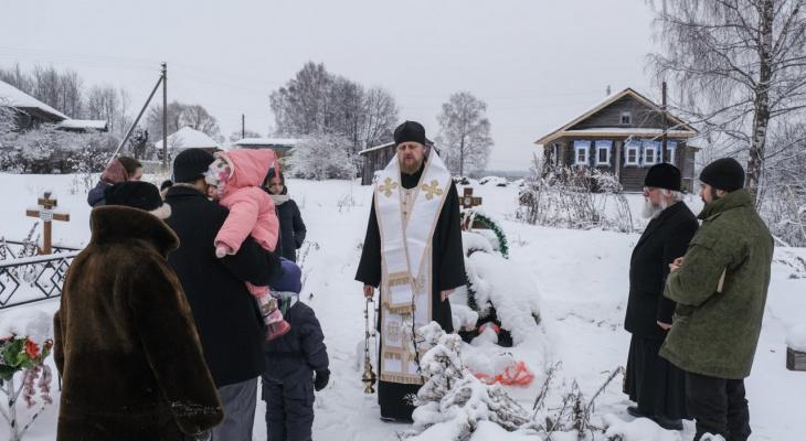 Место гибели детей под Ярославлем станет святым