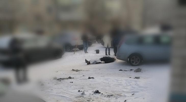 Обледеневший труп нашли на Перекопе: что рассказали следователи
