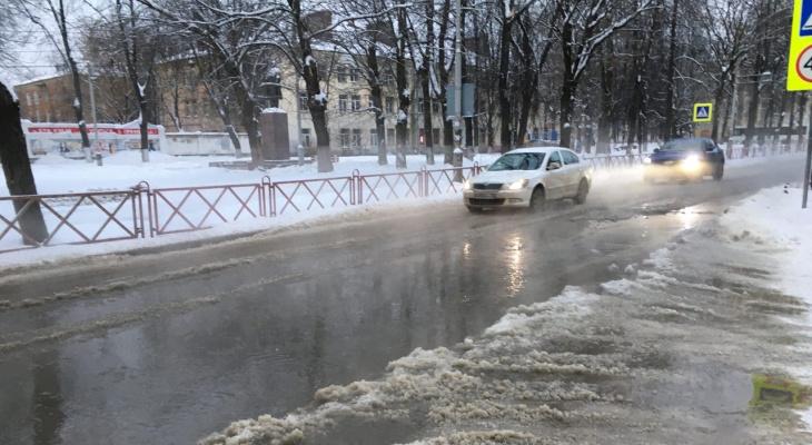 Район залило водой: коммунальная авария произошла в Красноперекопском районе
