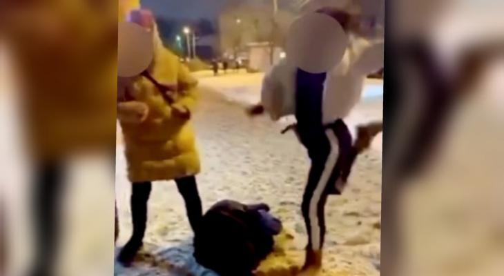 «Меня саму избили»: девушка-«бизон» с ярославского видео рассказала свою версию о драке