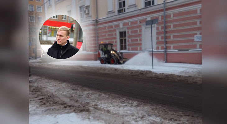 Ярославцы поставили оценку властям за уборку снега