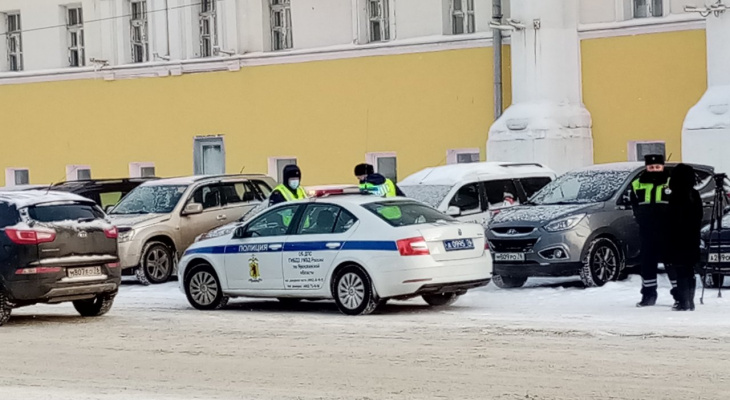 Поймали трёх лихачей: грубые нарушения привели ярославца к аресту