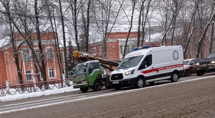 Четыре человека погибли в страшном пожаре в Ярославской области