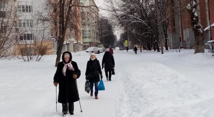 Это было только начало: новая волна морозов ударит по Ярославлю