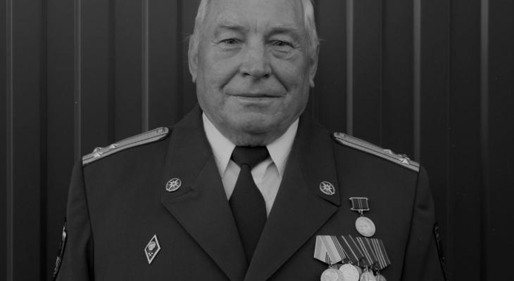 В Ярославле умер известный пожарный