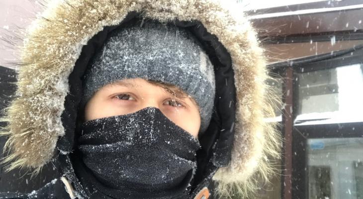 Морозы сменятся ледяными дождями: чего ещё ждать от погоды ярославцам